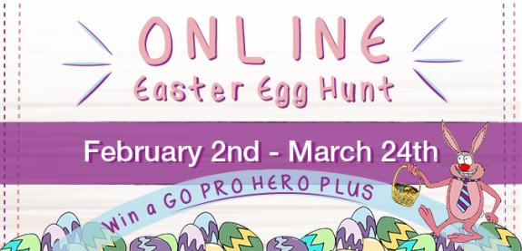 Howard Orthodontics Online Easter Egg Hunt Contest 2016