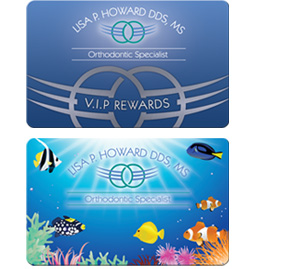 Howard Orthodontics Patients Reward Hub