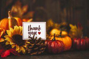 Thanksgiving Gratitude Scarborough ME