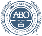 ABO Seal Southern Maine Orthodontics in Scarborough, ME