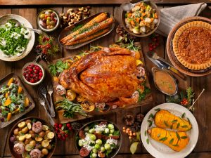 Orthodontist Dr. Chris Murphy offers tips for Thanksgiving Dinner with braces in Scarborough, ME
